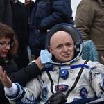 Scott Kelly powrócił na Ziemię