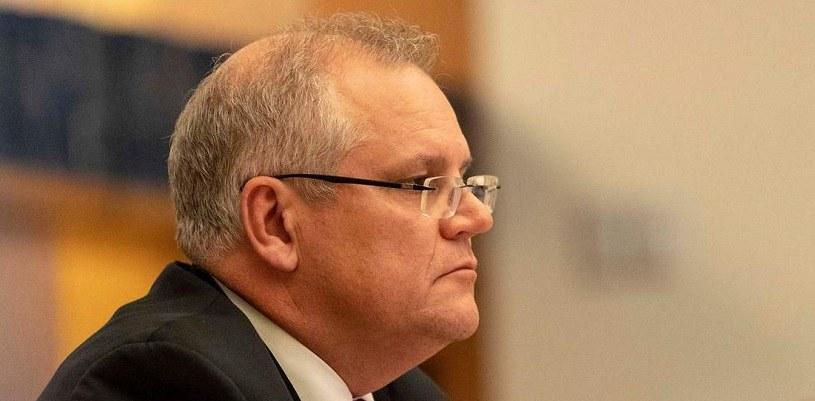 Scott Morrison, premier Australii /AFP