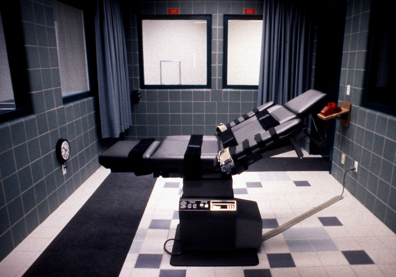 Scott Raymond Dozier zostanie stracony w sali takiej jak ta /AFP
