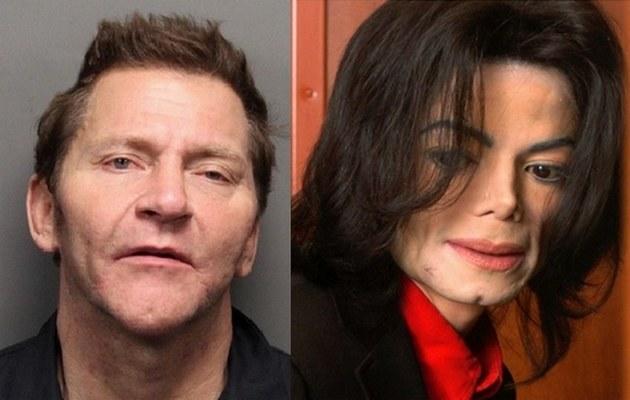 Scott Thorson i Michael Jackson /- /East News