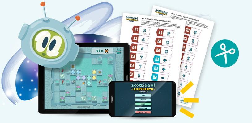 Scottie Go! Labyrinth Mobile /materiały prasowe