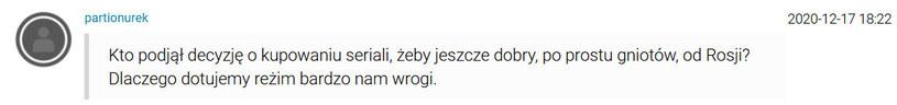 Screen komentarzy internautów pod informacją o kolejnej zmianie ramówki TVP /Wirtualnemedia.pl