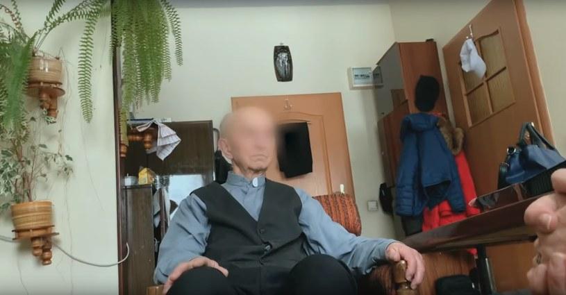 Screen z filmu braci Sekielskich /YouTube