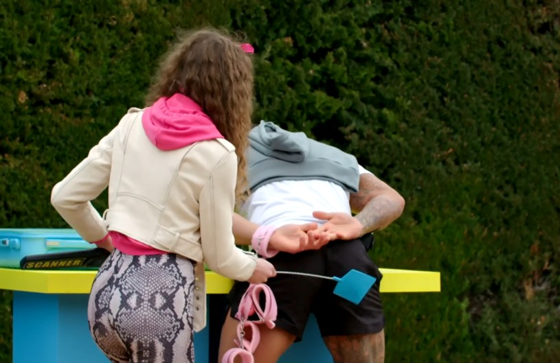 """Screen z """"Love Island. Wyspia Miłości"""" odcinek 6. /Polsat /Polsat"""