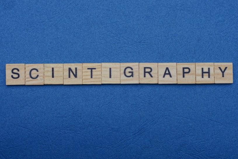 Scyntygrafia to badanie izotopowe /123RF/PICSEL