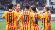 SD Eibar - FC Barcelona 0-4. Dublet Messiego