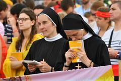 ŚDM: Msza inauguracyjna na krakowskich Błoniach