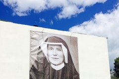 ŚDM: Pielgrzymi mogli zobaczyć sztukę o życiu św. Faustyny