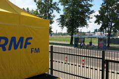 ŚDM: Specjalne studio RMF FM tuż przy krakowskich Błoniach