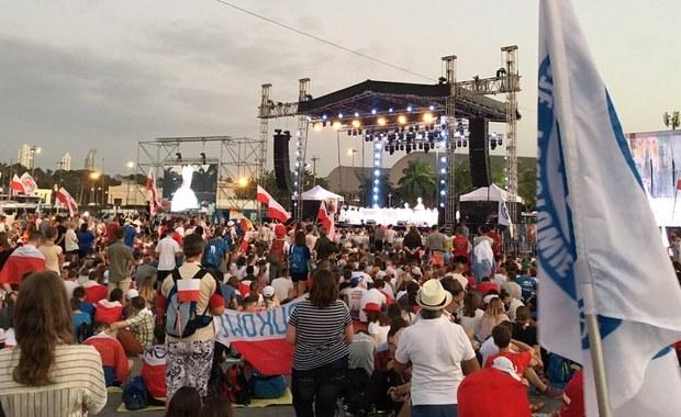 ŚDM w Panamie: Polskie święto przy zachodzie słońca