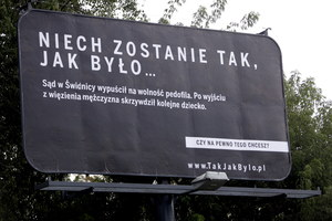 """SE"": ""Afera billboardowa"" rządu PiS?"