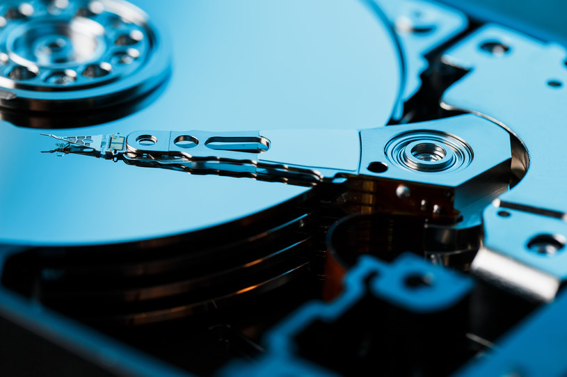Seagate stworzy dysk twardy o ogromnej pojemności /123RF/PICSEL