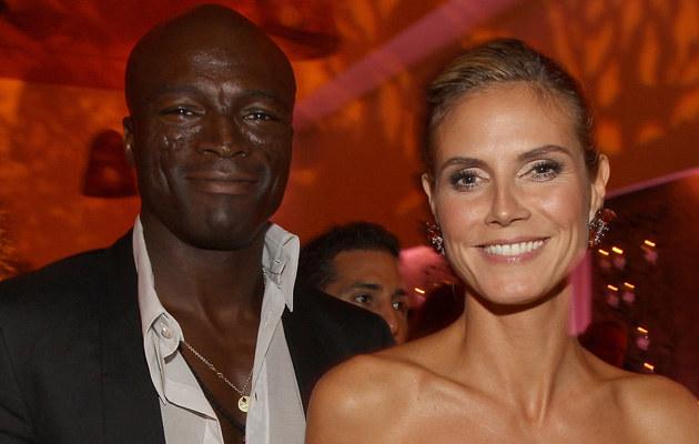 Seal i Heidi Klum byli małżeństwem przez siedem lat /Christopher Polk /Getty Images