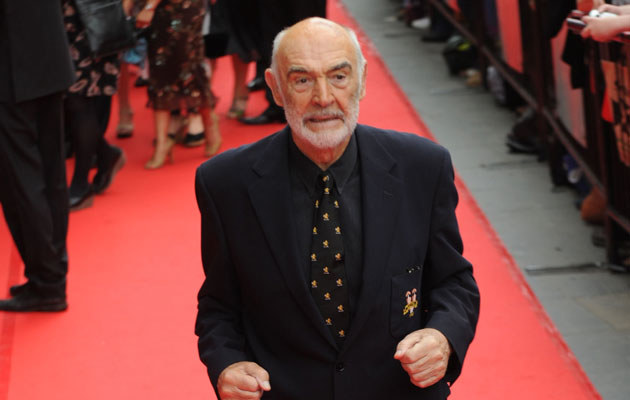Sean Connery, fot. Ian Jacobs  /Getty Images/Flash Press Media