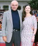 Sean Connery i Catherine Zeta Jones /