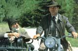 "Sean Connery i Harrison Ford w filmie ""Indiana Jones i ostatnia krucjata"" /"