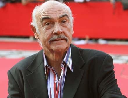 """Sean Connery jeszcze nie dostał scenariusza """"Indiany Jonesa 4"""", ale... /AFP"""