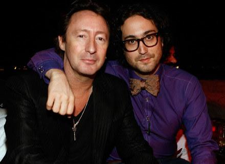 Sean i Julian Lennonowie - fot. Michael Buckner /Getty Images/Flash Press Media