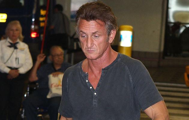 Sean Penn  /Splashnews