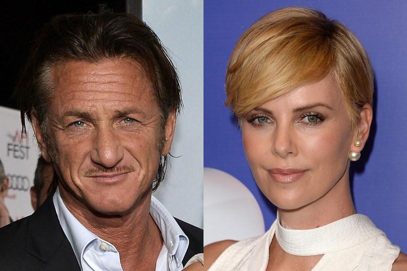 Sean Penn i Charlize Theron mają romans? /Getty Images