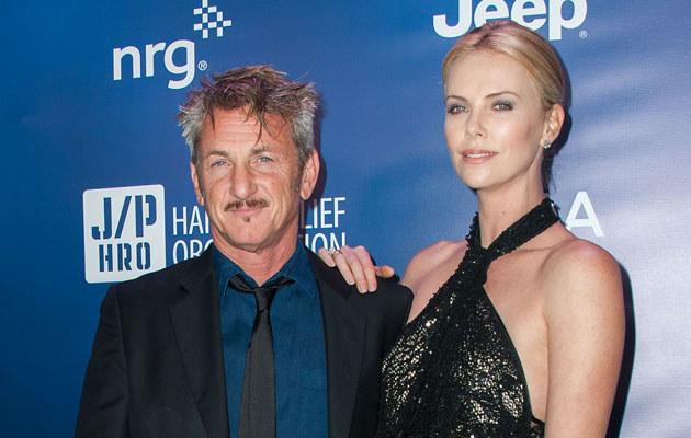 Sean Penn i Charlize Theron niedługo wezmą ślub /Valerie Macon /Getty Images