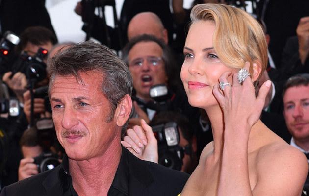 Sean Penn i Charlize Theron rozstali się jakiś czas temu /ANADOLU AGENCY /Getty Images