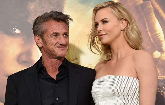 Sean Penn i Charlize Theron rozstali się! /Kevin Winter /Getty Images