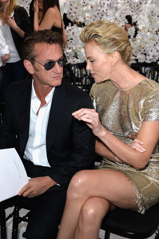 Sean Penn i Charlize Theron /Pascal Le Segretain /Getty Images