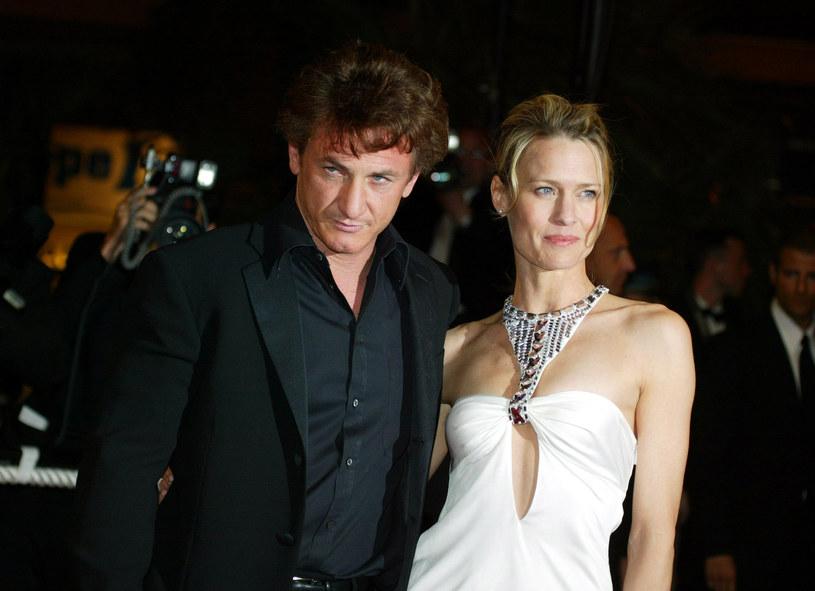 Sean Penn i Robin Wright byli razem przez 20 lat /Jean Baptiste Lacroix/WireImage /Getty Images