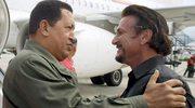 Sean Penn wspiera Hugo Chaveza
