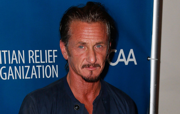 Sean Penn /Imeh Akpadousen /Getty Images