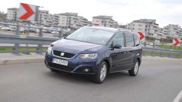 Seat Alhambra 2.0 TDI 177 KM DSG Style /Motor
