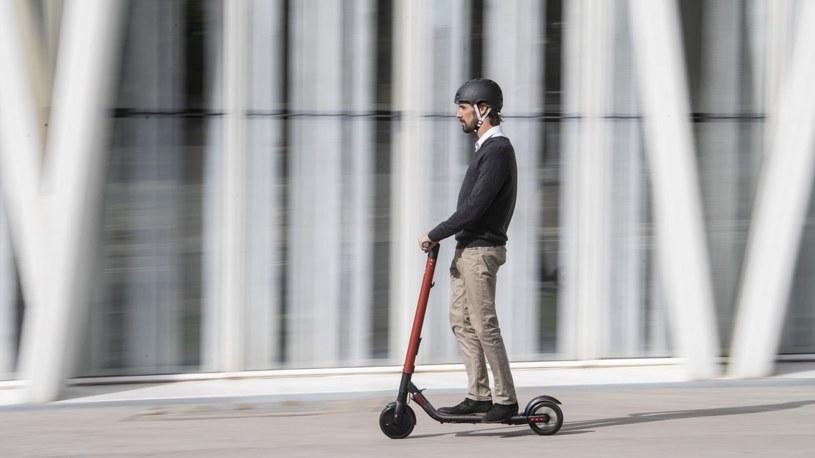 SEAT eXS KickScooter /materiały prasowe