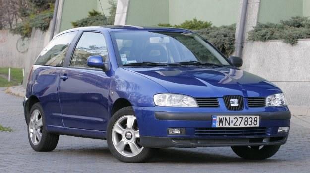 Chwalebne Używany Seat Ibiza (1999-2002) - Mobilna INTERIA w INTERIA.PL NI91