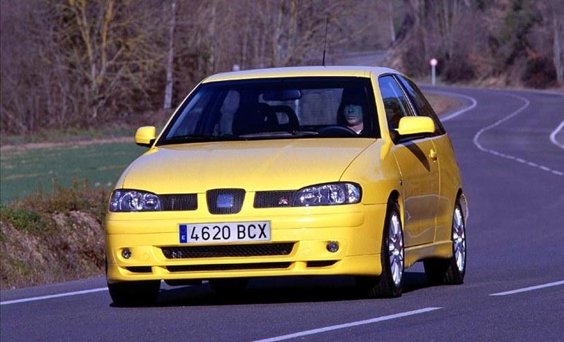 Seat Ibiza Cupra R /
