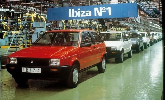 Seat Ibiza I /