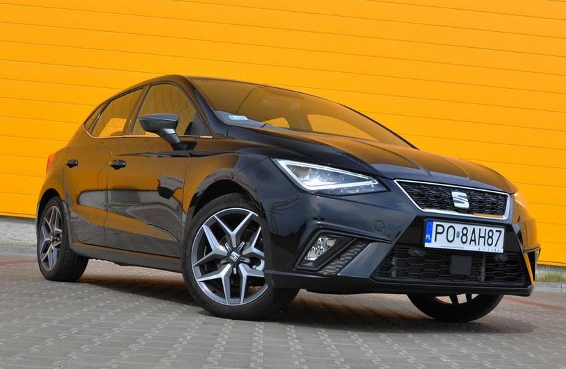 Seat Ibiza jest jednym z modeli napędzających sprzedaż hiszpańskiego producenta /INTERIA.PL