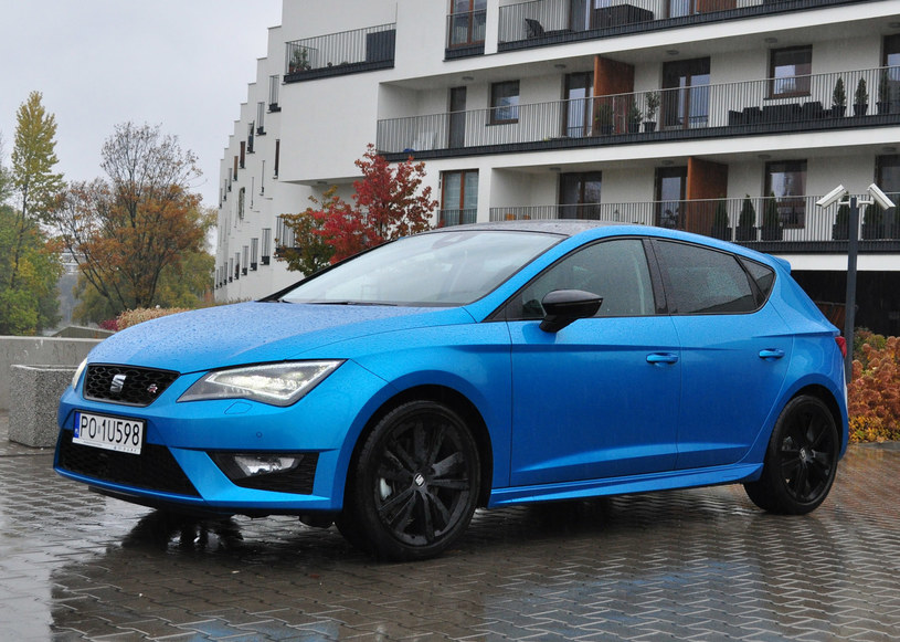 seat leon fr 1 8 tsi zabawa w sensownych granicach. Black Bedroom Furniture Sets. Home Design Ideas