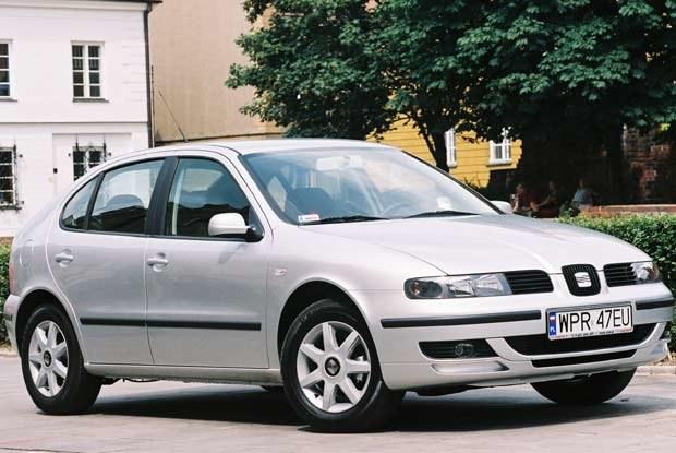Seat Leon Spirit (kliknij) /INTERIA.PL
