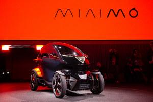 Seat Minimó. Pojazd o długości 2,5 metra