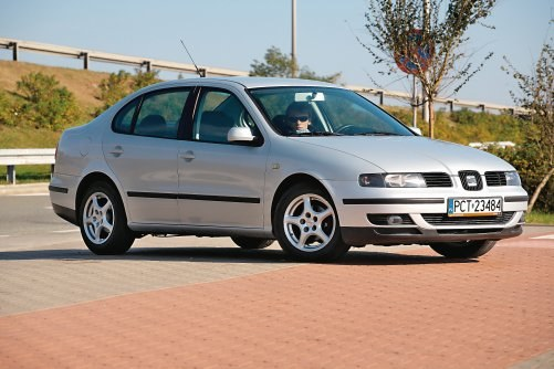 Seat Toledo (1998-2005) /Motor