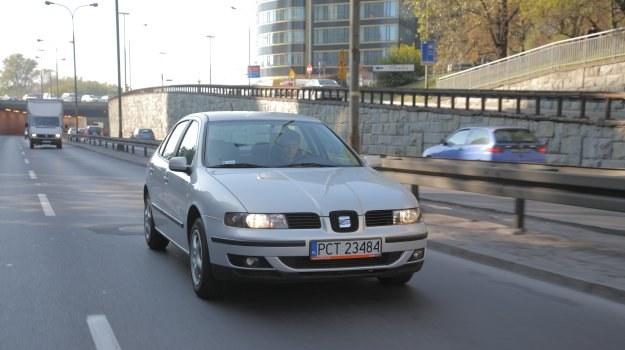 Seat Toledo II to typ niesportowy. /Motor