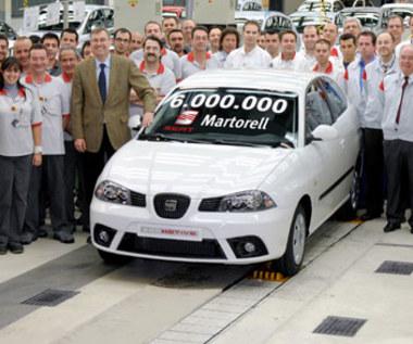 Seat w jakości Audi w 2008 roku