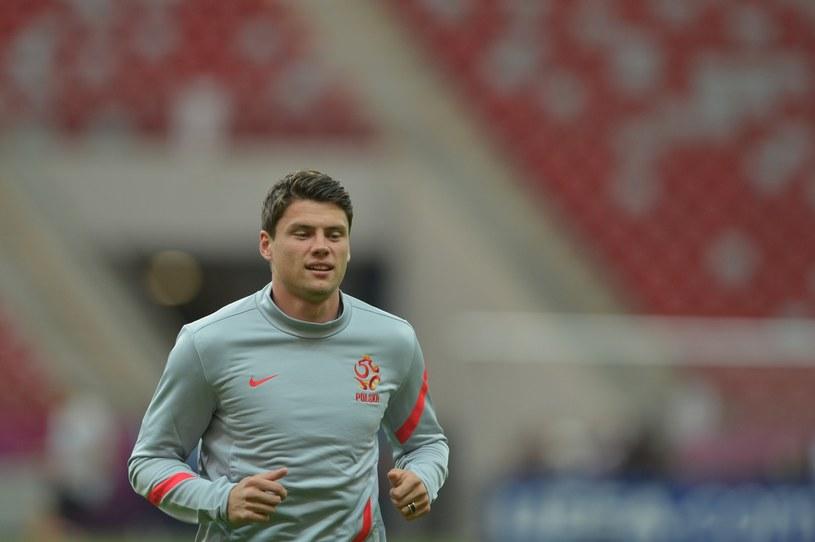 Sebastian Boenisch, obrońca piłkarskiej reprezentacji Polski i Bayeru Leverkusen /AFP