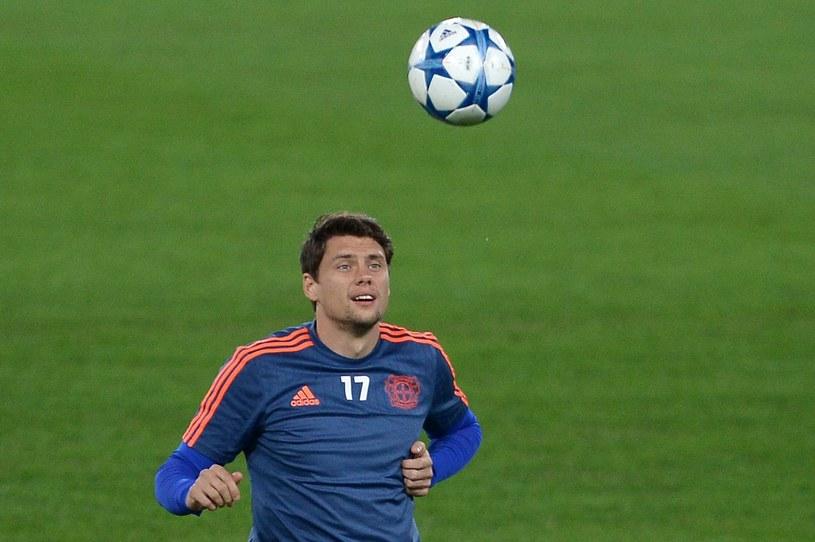 Sebastian Boenisch od wielu miesięcy nie może znaleźć nowego klubu /FILIPPO MONTEFORTE/MLM /AFP