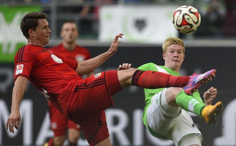 Sebastian Boenisch (w czerwonym stroju) /AFP