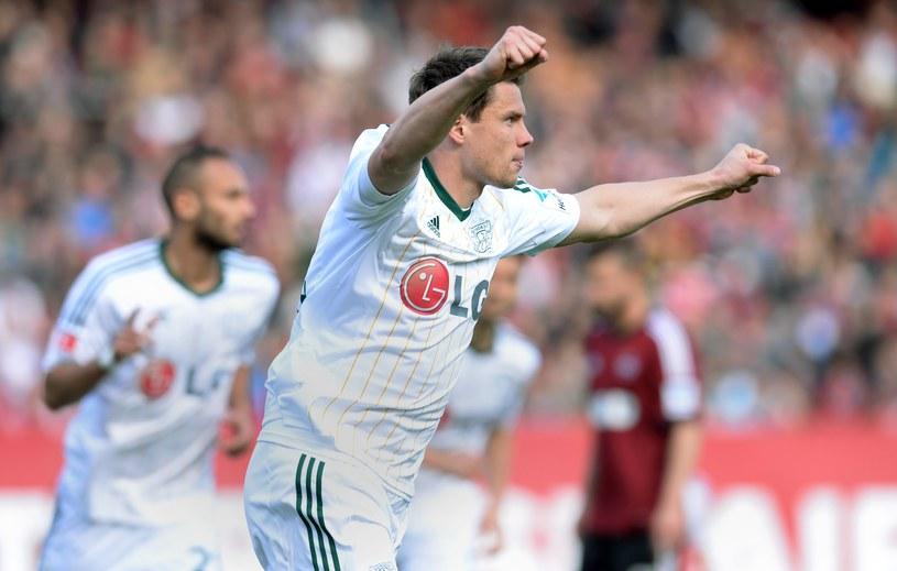 Sebastian Boenisch zdobył bramkę dla Bayeru Leverkusen /AFP