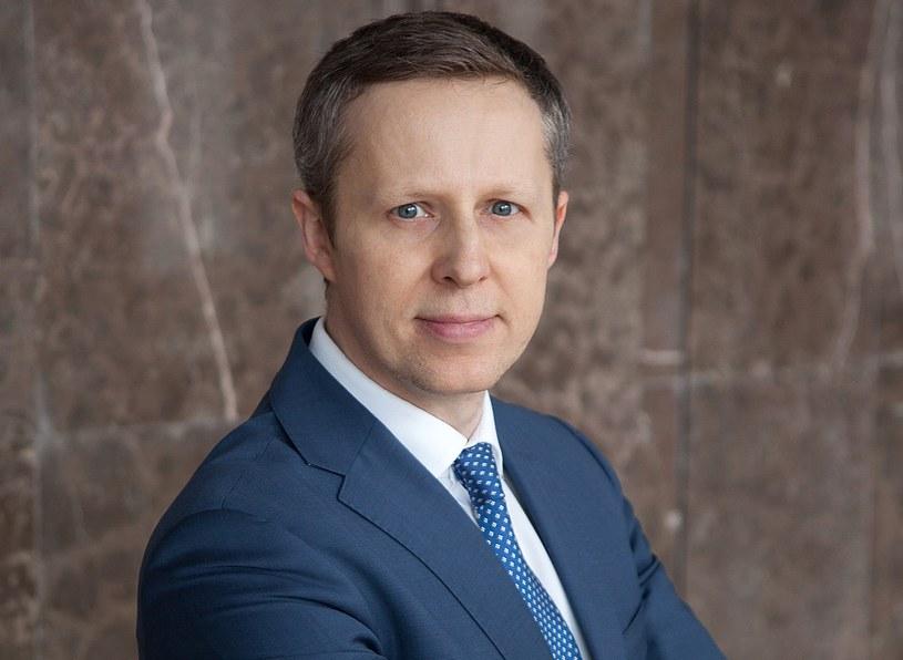 Sebastian Buczek, prezes Quercus TFI /materiały prasowe