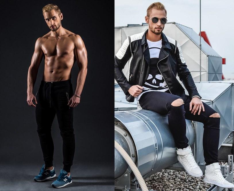 Sebastian Chłodnicki /Sesja zdjęciowa dla Ozonee.pl - partnera strategicznego konkursu Mister Polski 2016