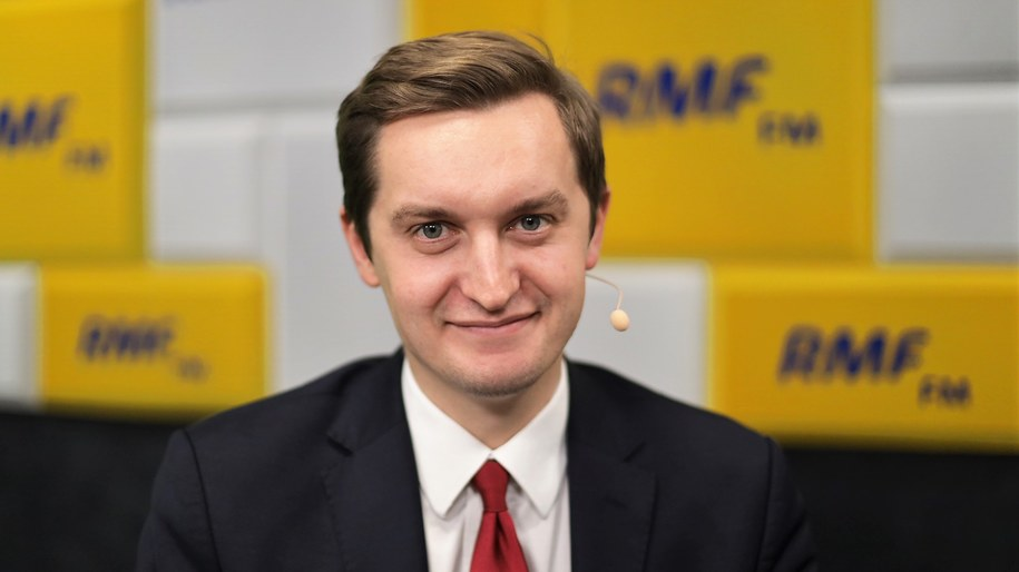 Sebastian Kaleta /Michał Dukaczewski /RMF FM